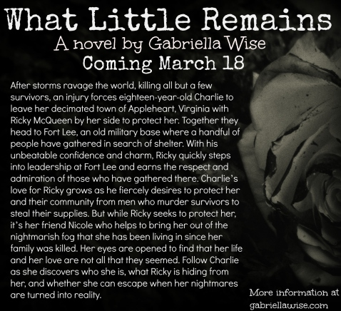 What Little Remains Summary 5